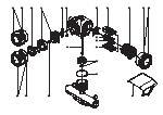 Image pièce de rechange Proline Promass F 300 / 8F3B