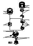スペアパーツ図 Proline Promag H 100 / 5H1B