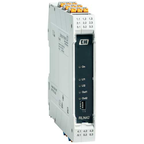 Product picture of: NAMUR isolating amp. 24-230V AC/DC RLN42